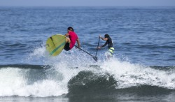 SUP SURFING ENTREGA UN FUERTE INICIO AL ISA WORLD SUP AND PADDLEBOARD CHAMPIONSHIP 2015 PRESENTADO POR HOTEL KUPURI