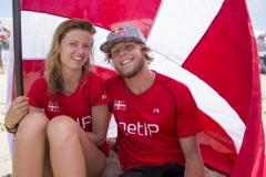Team Denmark. PHOTO: ISA/Reed