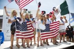 Team USA. PHOTO: ISA/Reed
