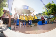 Winner of the Gold Medal Team Australia. PHOTO: ISA / Sean Evans
