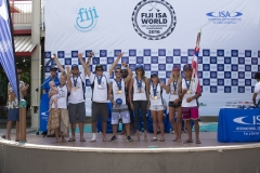 Team Hawaii Copper Medalist. PHOTO: ISA / Ben Reed