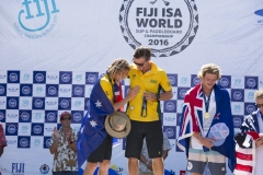 Paddleboard Distance Finalists. PHOTO: ISA / Ben Reed