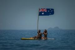 AUS - Fans. PHOTO: ISA / Sean Evans