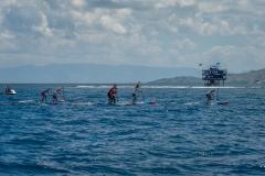 Men SUP Technical Race. PHOTO: ISA / Sean Evans
