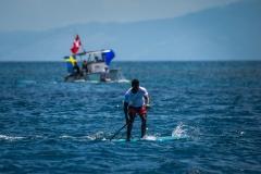 SUP - Technical Race. PHOTO: ISA / Sean Evans