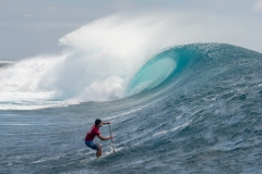 HAW - Mo Freitas Paddle. PHOTO: ISA / Sean Evans
