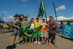 Team Brazil. PHOTO: ISA / Sean Evans