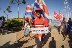 Team Costa Rica. PHOTO: ISA / Sean Evans