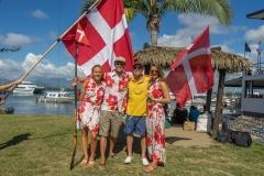 Team Denmark. PHOTO: ISA / Sean Evans