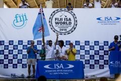 Team Fiji PHOTO: ISA / Ben Reed
