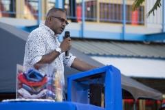 Fijian Minister of Tourism Faiyaz Koya. PHOTO: ISA / Ben Reed