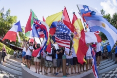 Flags. PHOTO: ISA / Ben Reed