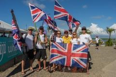 Team Great Britain. PHOTO: ISA / Sean Evans
