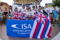HAW - Team. PHOTO: ISA / Ben Reed