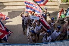 Team Hawaii. PHOTO: ISA / Ben Reed