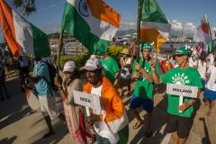 Team India. PHOTO: ISA / Sean Evans