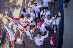 Team Peru.. PHOTO: ISA / Ben Reed