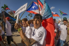 Team Puerto Rico. PHOTO: ISA / Sean Evans