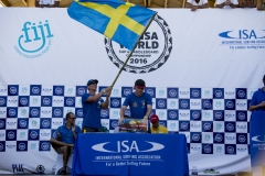 Team Sweden. PHOTO: ISA / Ben Reed