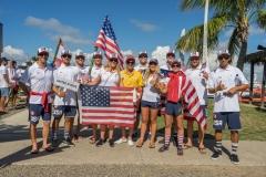 Team USA. PHOTO: ISA / Sean Evans