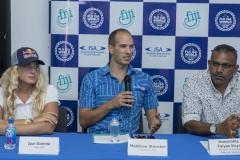 Tourism Fiji CEO Matthew Stoeckel. PHOTO: ISA / Ben Reed