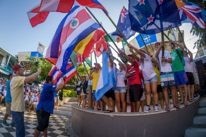 2016 Fiji ISA World SUP and Paddleboard Championship Officially Declared Open