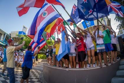 El Fiji ISA World SUP and Paddleboard Championship 2016 Ha Sido Oficialmente Inaugurado