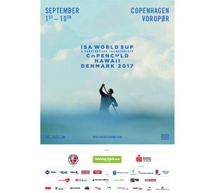 2017 ISA SUP poster