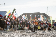 Opening Ceremony Cold Hawaii. PHOTO: ISA / Ben Reed