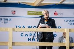 Lene Kjelgaard, Mayor of Thisted. PHOTO: ISA / Ben Reed