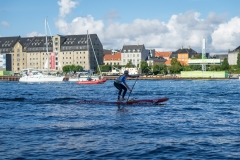 DEN - Cathrine Korsgaard Yde. PHOTO: ISA / Evans