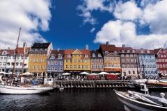 Nyhavn on a sunny day. Credit  copenhagenmediacenter.com