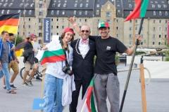 Team Bulgaria - Team Opening Ceremony. PHOTO: ISA / Evans
