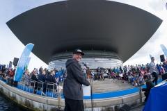 Beau Hodges Opening Ceremony. PHOTO: ISA / Evans