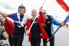 Team Czech Republic. PHOTO: ISA / Ben Reed
