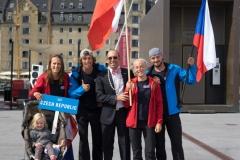 Team Czech Republic - Team Opening Ceremony. PHOTO: ISA / Evans