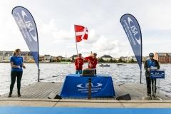 Team Danmark - Opening Ceremony. PHOTO: ISA / Ben Reed