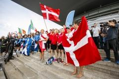 Team Denmark - Opening Ceremony. PHOTO: ISA / Ben Reed