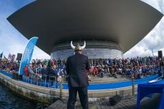 Dignitary Fernando Crowd Opening Ceremony. PHOTO: ISA / Evans