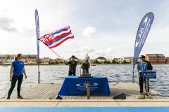 Team Hawaii - Opening Ceremony. PHOTO: ISA / Ben Reed