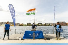 Team India - Opening Ceremony. PHOTO: ISA / Ben Reed