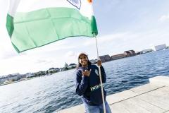 IND - Tanvi Jagadish Opening Ceremony. PHOTO: ISA / Ben Reed