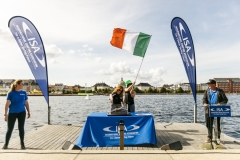 Team Ireland - Opening Ceremony. PHOTO: ISA / Ben Reed