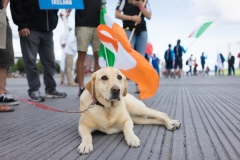 IRE - Pup Lifestyle  Team Opening Ceremony. PHOTO: ISA / Evans