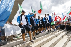 Team Italy. PHOTO: ISA / Ben Reed