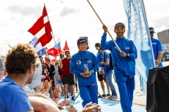 JPN - Opening Ceremony. PHOTO: ISA / Ben Reed