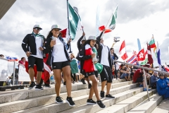 Team Mexico - Opening Ceremony. PHOTO: ISA / Ben Reed