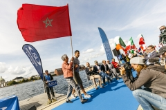 Team Morocco - Opening Ceremony. PHOTO: ISA / Ben Reed