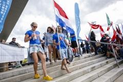 Team Nederlands - Opening Ceremony. PHOTO: ISA / Ben Reed