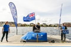 Team New Zealand - Opening Ceremony. PHOTO: ISA / Ben Reed